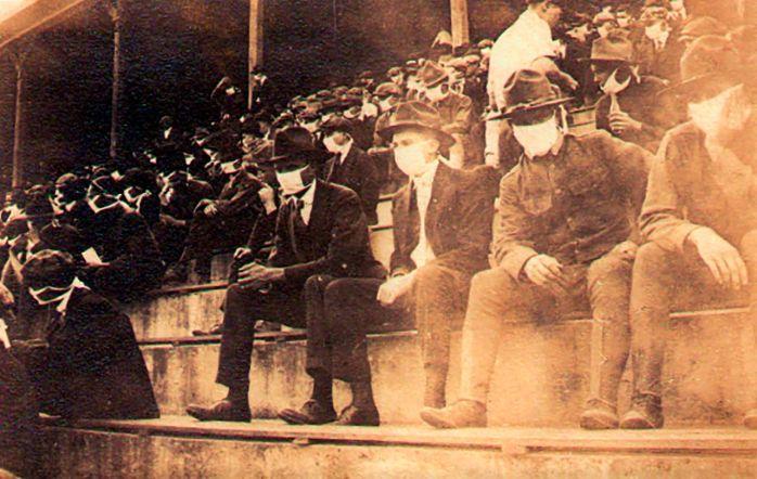 1918 Flu Ga Tech